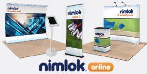 nimlok portable displays
