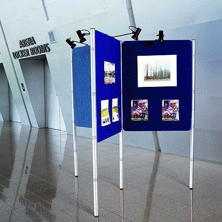Pole Panel Display Gallery 2