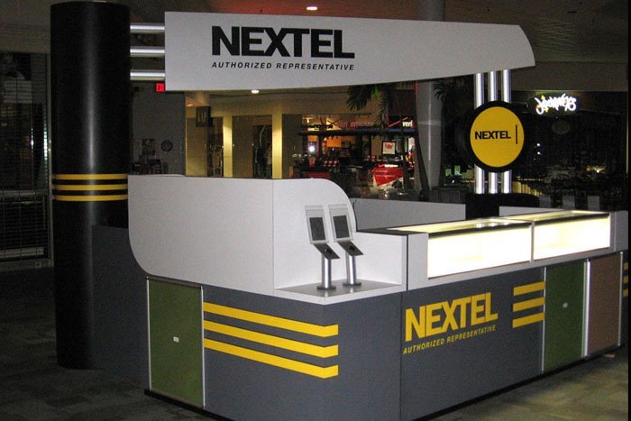 Retail Displays & Corporate Environments 1