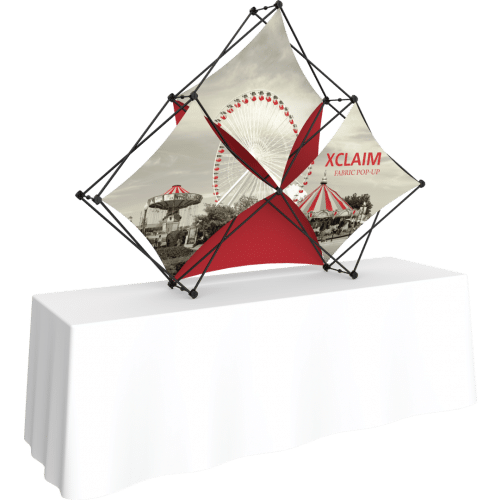 xclaim-8ft-tabletop-3-quad-pyramid-fabric-popup-display-kit-02_left