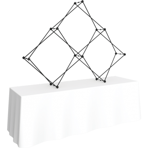xclaim-8ft-tabletop-3-quad-pyramid-fabric-popup-display_frame-left