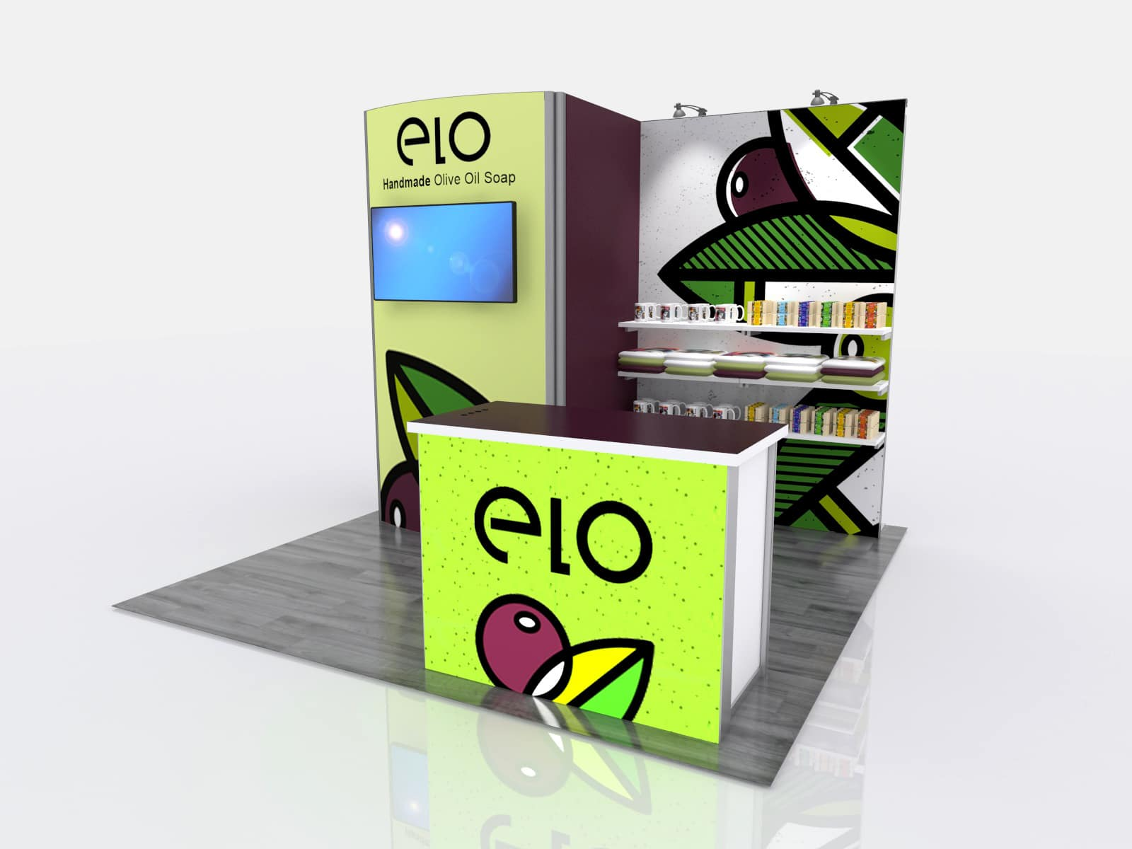 Simple Exhibition Stand Alone : Exhibition stand design ideas unibox