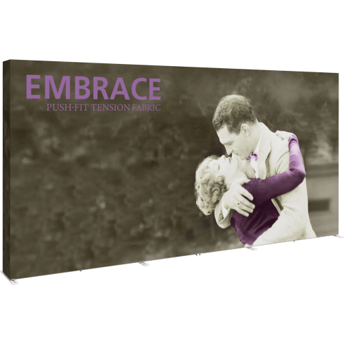 Embrace 6x3 15fth wide with end caps left view