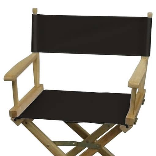 Unimprinted Canvas for Directors Chair